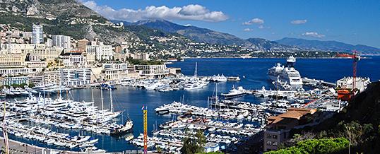 Sean Williams Blogging From Monte Carlo