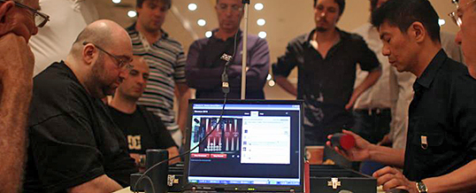 Live Match Streaming from the 38th Backgammon World Championship