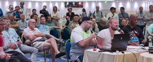 41st Backgammon World Championship Official Results